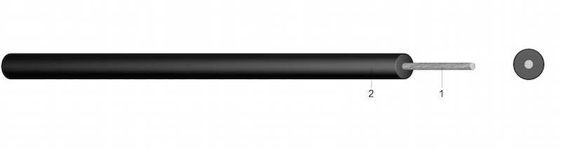 AYZL - PVC - Kabel za paljenje 1kV