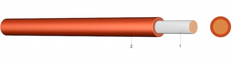 SiF - Silikonom izolirani kabel